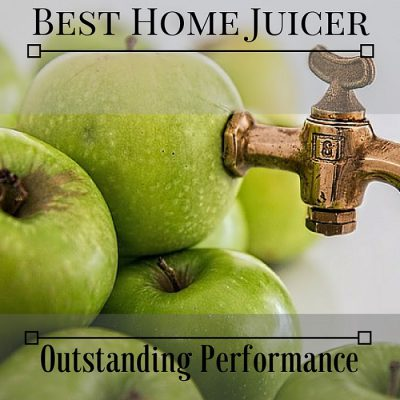 Best home juicer review