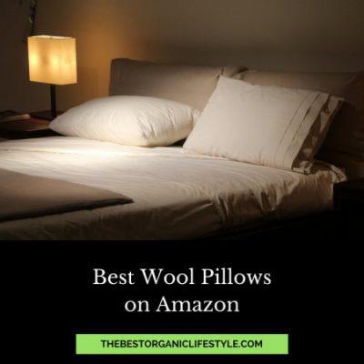 best wool pillows on amazon