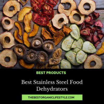 best stainless steel food dehydrators