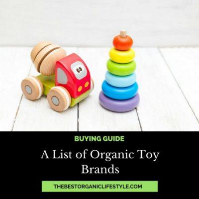 organic toy brand list