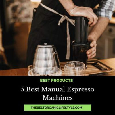 5 best manual espresso machines