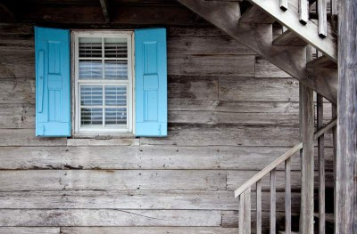 how to detox your home - window