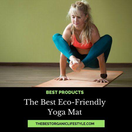 the best eco-friendly yoga mat