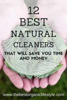 12 best natural cleaners