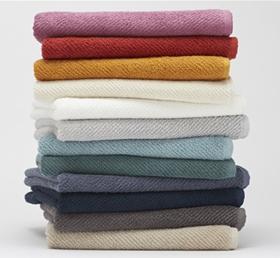coyuchi bath towels