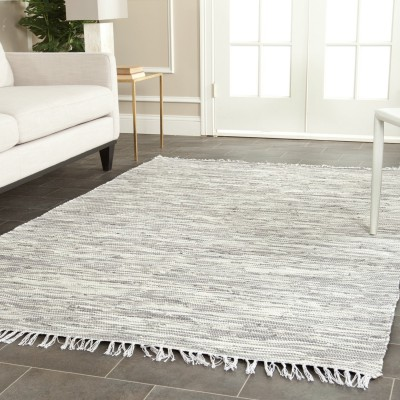 non-toxic area rugs - cotton