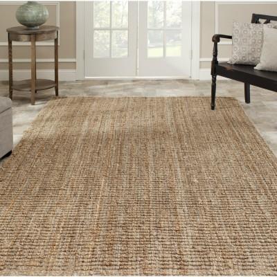 non-toxic area rugs - jute