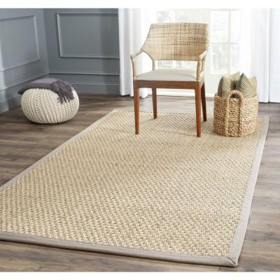 non-toxic area rugs - seagrass