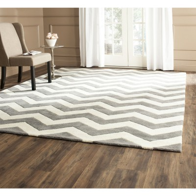 non-toxic area rugs - wool