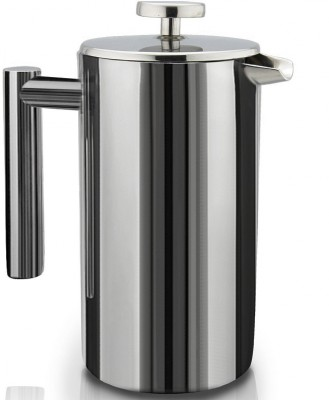 Stainless steal coffee press better than kirig