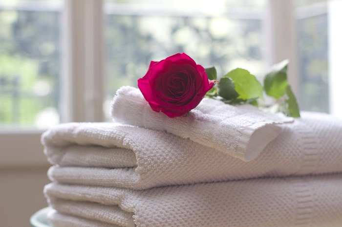 why buy organic cotton bath towels