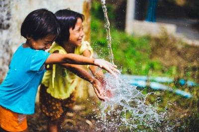 Importance of water for our children