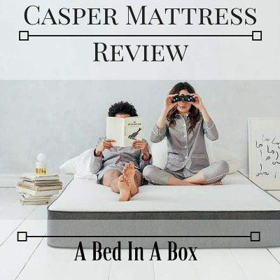 Casper Mattress Review featured