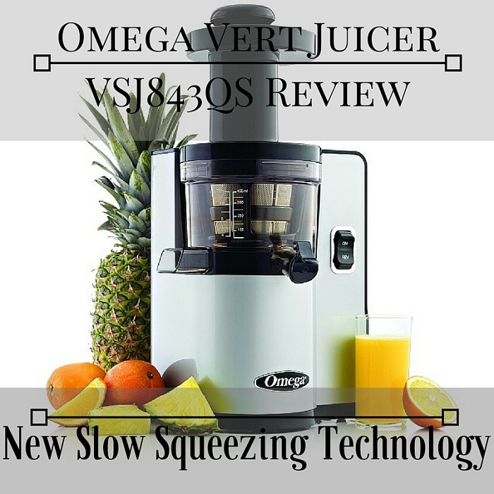 Omega vERT Slow Juicer Review: Best Slow Juicer The Best Organic Lifestyle