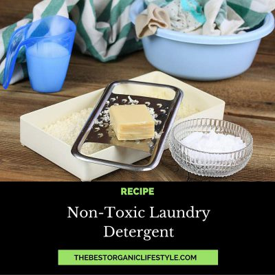 non-toxic laundry detergent recipe