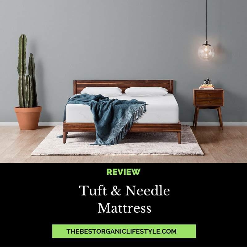 tuft and needle mattress review featured