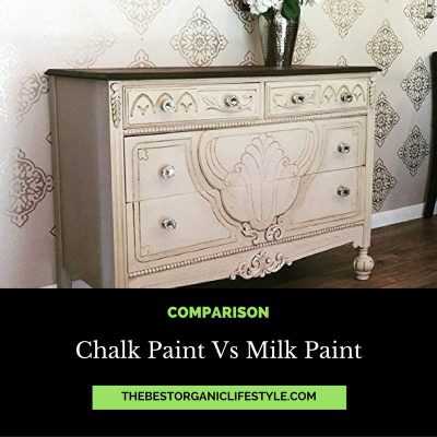 chalk paint vs milk paint