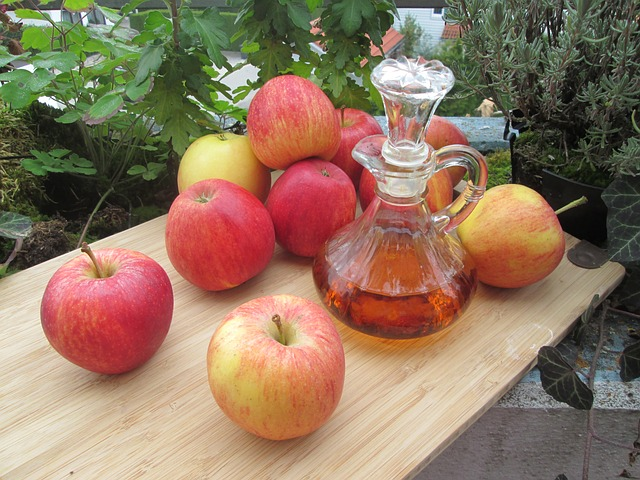 make your own aplle cider vinegar