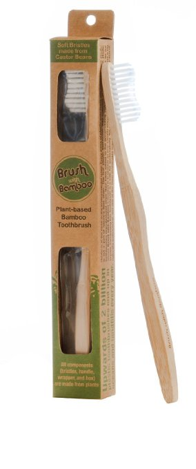 best eco friendly bamboo tooth brush