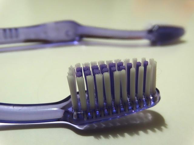 switching to bamboo tooth brush