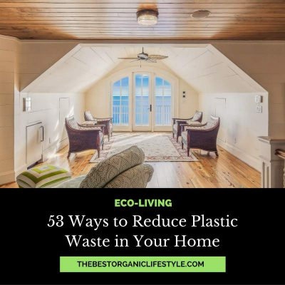 53 Ways to Reduce Plastic Waste in Your Home