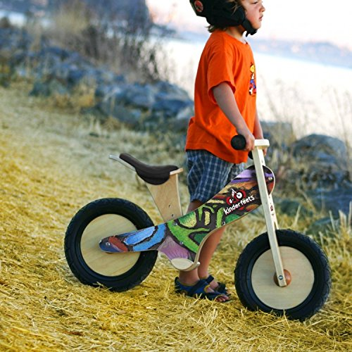 Kinderfeet Push Bike Review