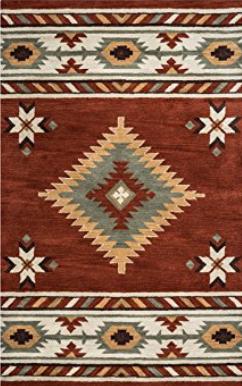 3 Beautiful Navajo Wool Area Rugs The Best Organic Lifestyle