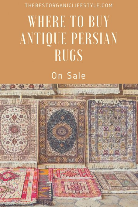 antique persian rug sale
