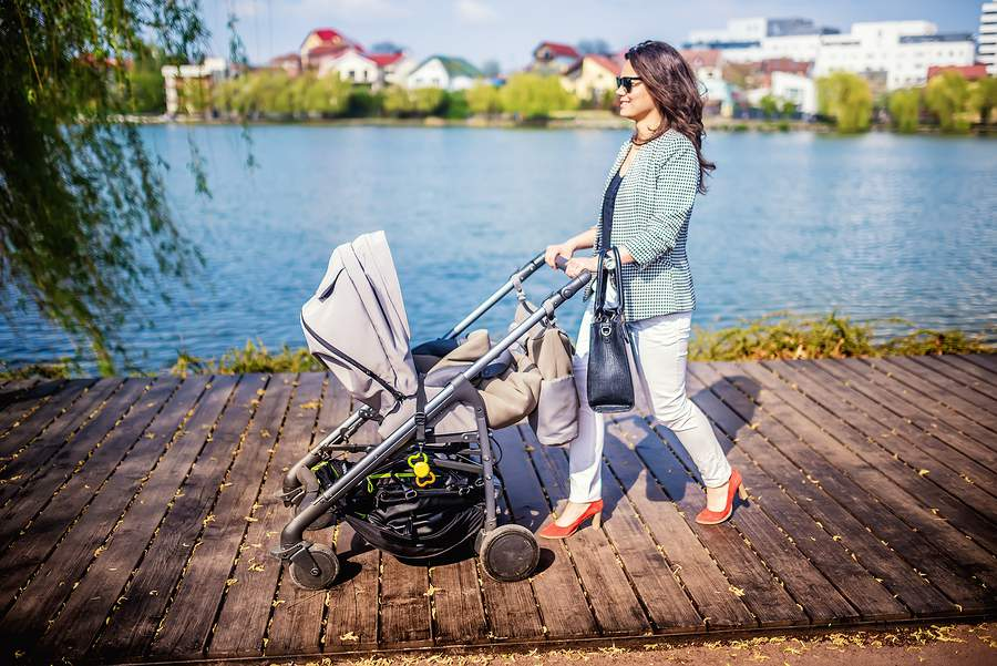 eco-friendly baby strollers