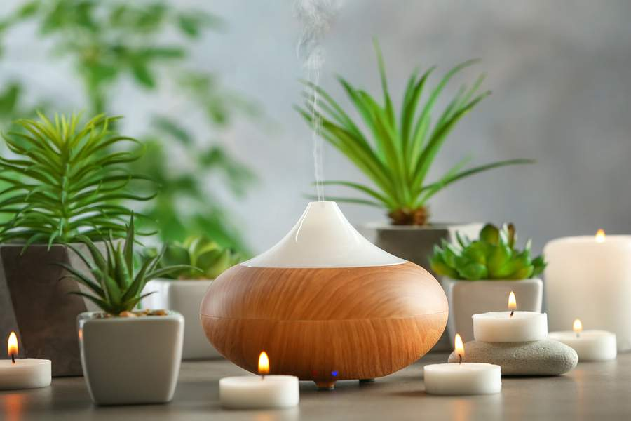 best types of essential oil diffusers for large areas