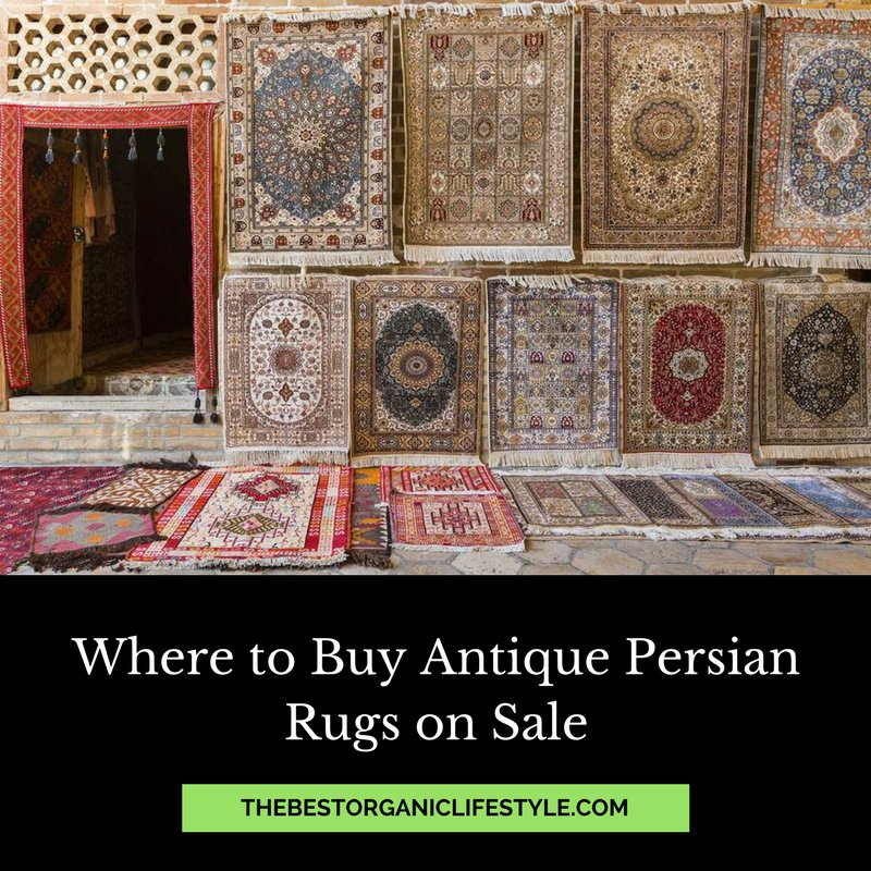 Where to buy antique persian rugs on sale the best for Best place to buy rugs online