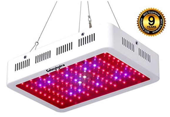best led plant light - Roleadro LED Grow Light, Galaxyhydro Series 300W