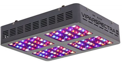 best home led grow lights - VIPARSPECTRA Reflector-Series 600W LED Grow Light
