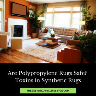 Are Polypropylene Rugs Safe and non toxic