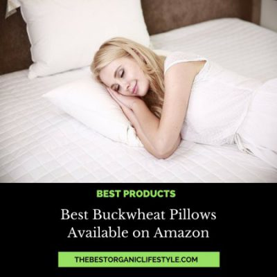 best buckwheat pillows available on amazon