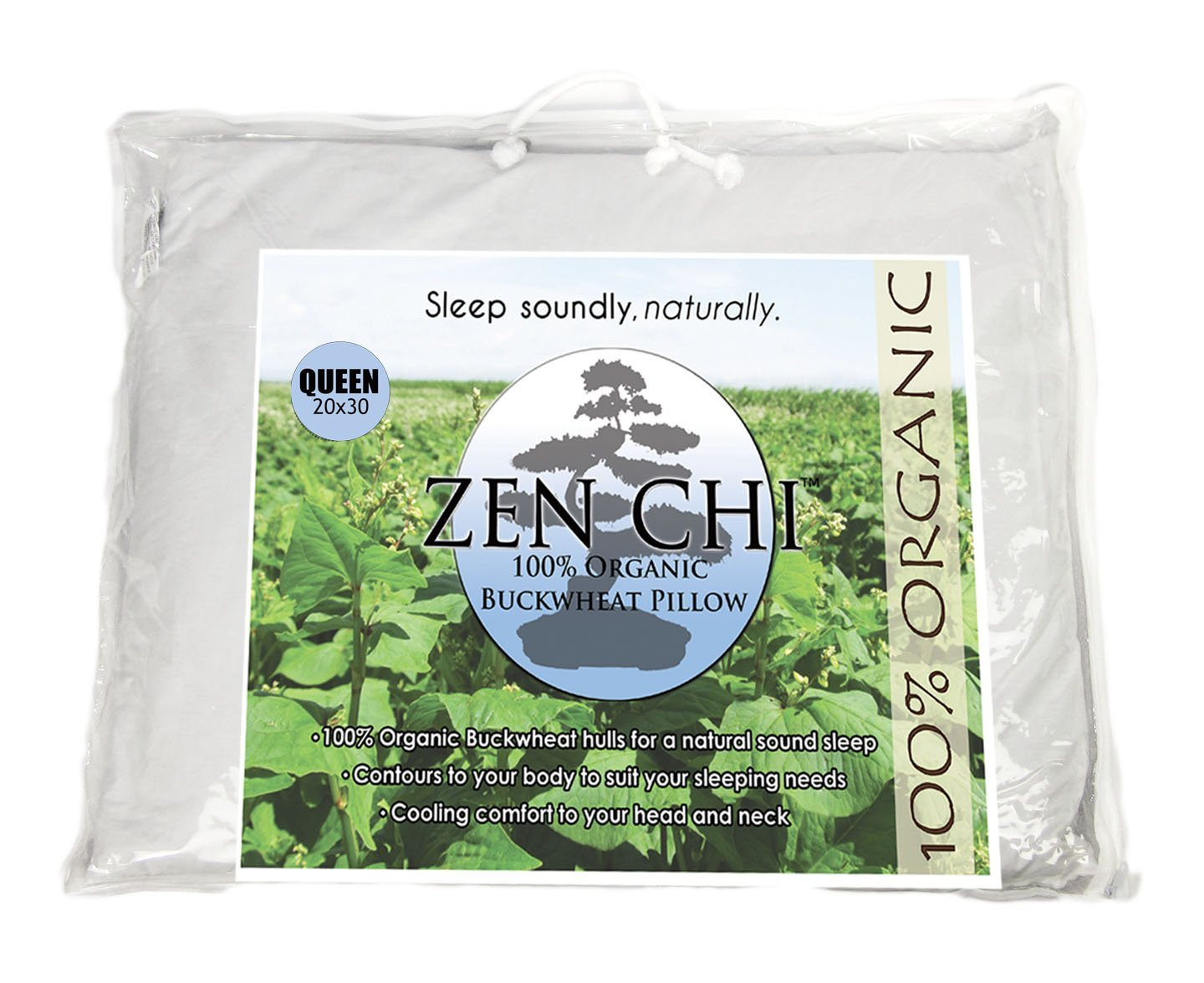 best buckwheat pillows on amazon - zen chi