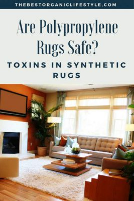 toxins in synthetic rugs