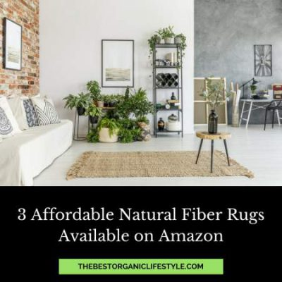affordable natural fiber area rugs from amazon