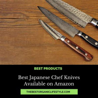 The Best Japanese Chef Knives Available on Amazon
