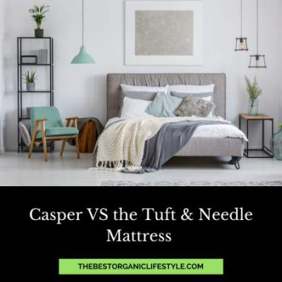 casper versus the tuft and needle mattress