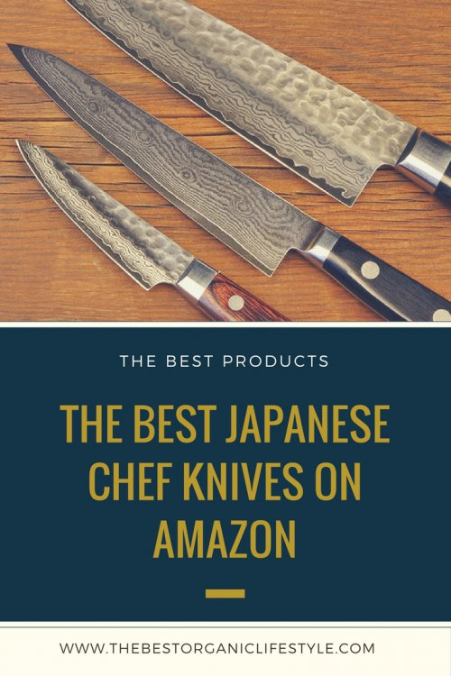 the best japanese chef knives on amazon