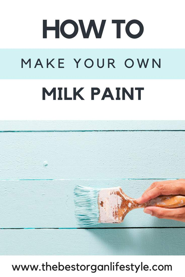 diy milk paint recipes