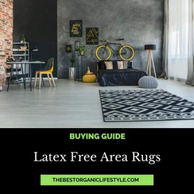 where to buy latex free area rugs