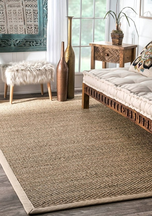 best seagrass area rugs - nuloom
