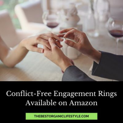 Conflict Free Engagement Rings Available On Amazon