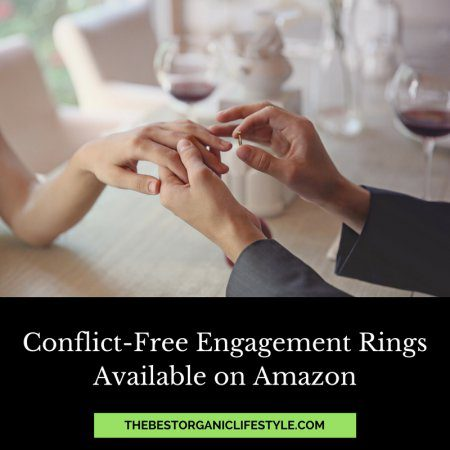 buy conflict free diamond engagement rings