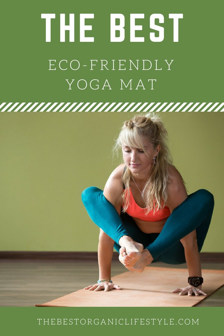 the best eco-friendly yoga mat for toxin free yoga