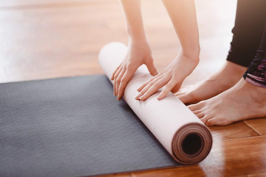 what is the best eco-friendly yoga mat