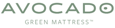avocado green mattress logo