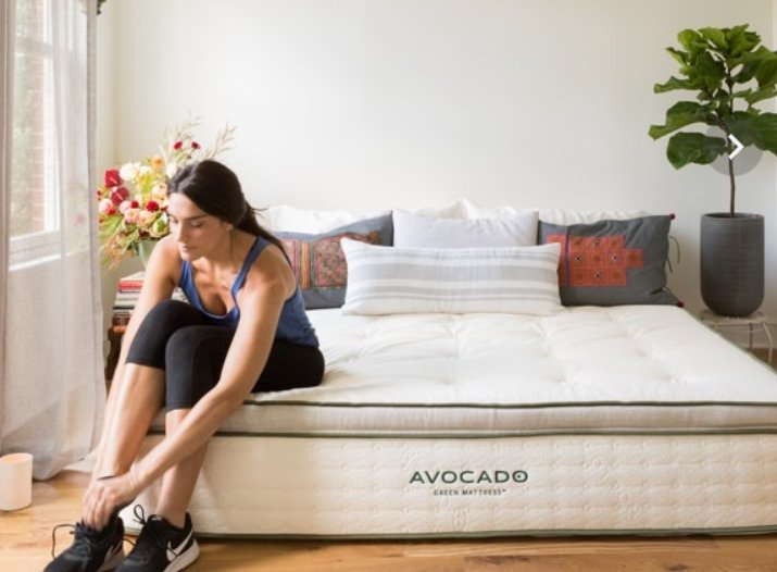 avocado green mattress review 2018